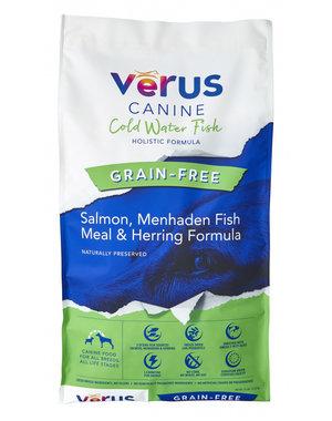 VeRUS VeRUS Grain Free Cold Water Fish Salmon, Menhaden Fish Meal & Herring Recipe Dry Dog Food