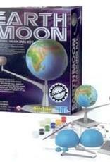 4M Earth & Moon Model Making Kit