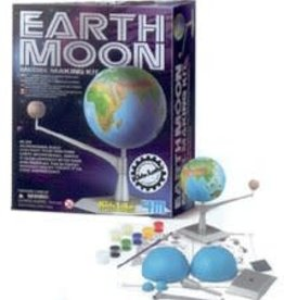 4M Earth & Moon Model Making Kit