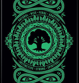 Ata-Boy Magic the Gathering (Green Forest Mana)