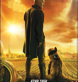 Ata-Boy Picard (Poster with Dog)