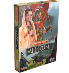 Z-Man Games Pandemic (Fall of Rome)