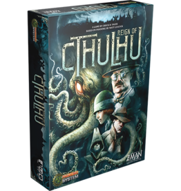 Z-Man Games Pandemic (Reign of Cthulhu)