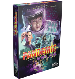 Z-Man Games Pandemic (In The Lab Expansion)