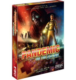 Z-Man Games Pandemic (On the Brink)