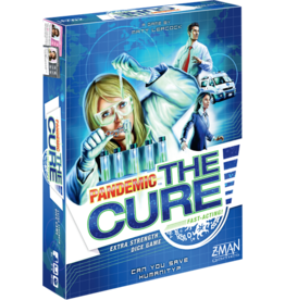 Z-Man Games Pandemic The Cure!