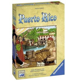 Ravensburger Puerto Rico (Deluxe Edition)