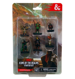 WizKids D&D Icons of the Realm - Starter Set