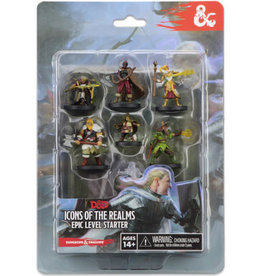 WizKids D&D Icons of the Realm - Epic Level Set