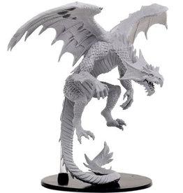 WizKids Gargantuan White Dragon
