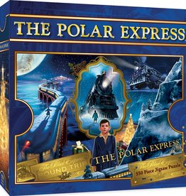 Masterpieces Puzzles & Games The Polar Express (550pc)