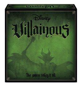 Ravensburger Disney® Villainous Base Game (The Worst Takes it All)