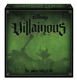 Ravensburger Disney® Villainous (The Worst Takes it All)