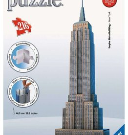Ravensburger Empire State Building 3D (216pc)