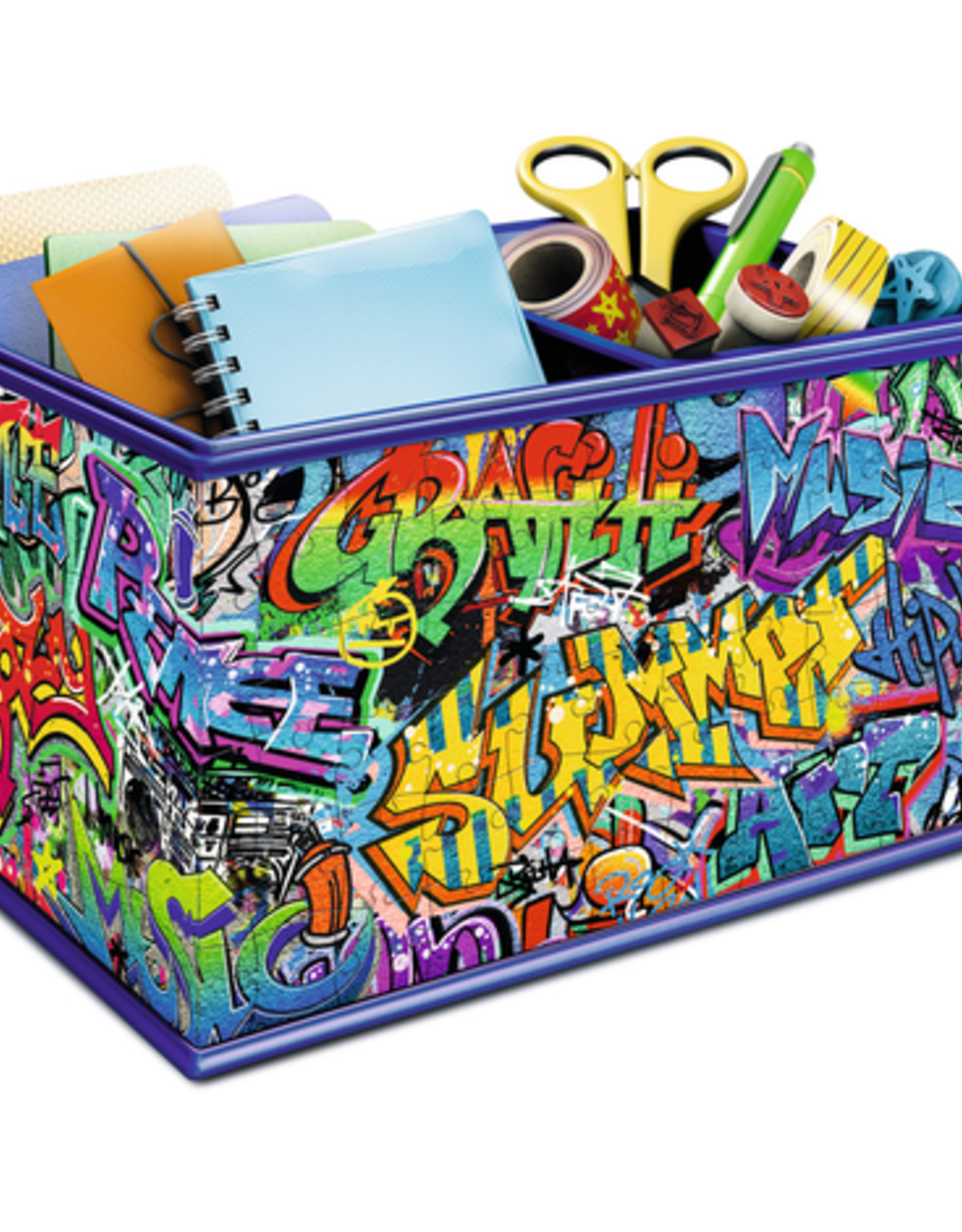 Ravensburger Graffiti Storage Box 3D (216pc)