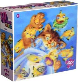Masterpieces Puzzles & Games Gotcha! (Lenticular 60pc)
