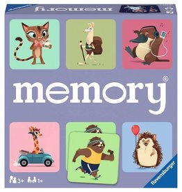 Ravensburger Memory (Wild World of Animals)