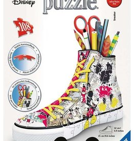 Ravensburger Mickey Mouse Sneaker 3D (108pc)