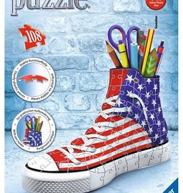Ravensburger Sneaker American Style 3D (108pc)