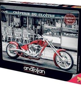 Anatolian Red Chopper (1000pc)