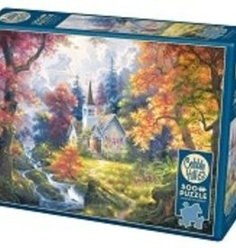 Cobble Hill Puzzle Company Chapel of Hope (500pc)