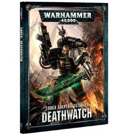 Games Workshop Codex: Adeptus Astartes Deathwatch