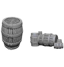 WizKids Barrel & Piles of Barrels (Disc.)