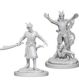 WizKids D&D Mini (Male Tiefling Warlock)