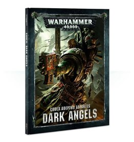Games Workshop Codex: Adeptus Astartes Dark Angels