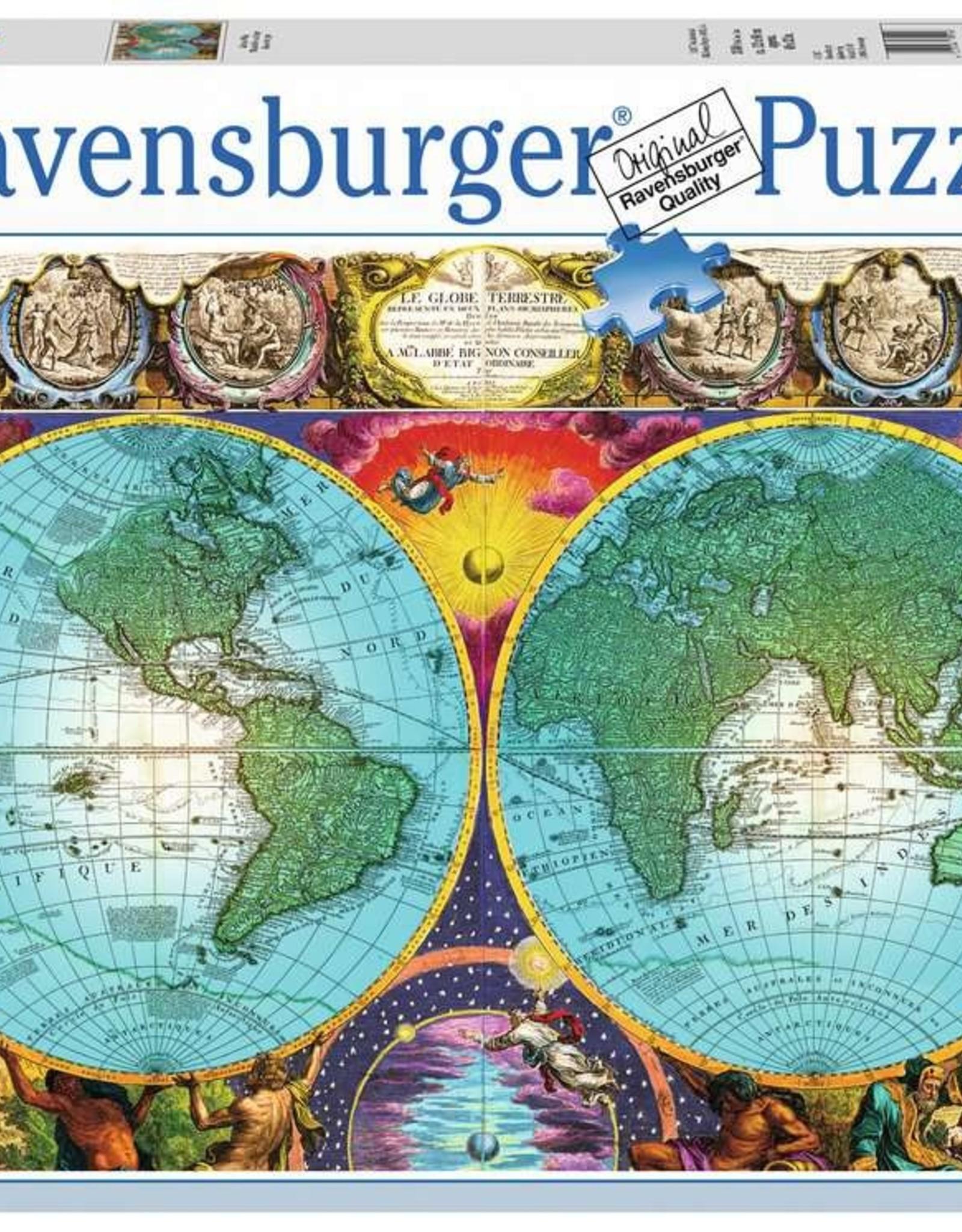 Ravensburger Antique Map (3000pc)