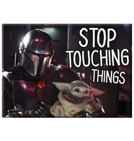 Mandalorian (Stop Touching Things)
