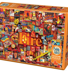 Cobble Hill Puzzle Company Fire (1000pc)