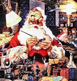 Serendipity Puzzle Co. Santa's Masterpiece (1000pc)