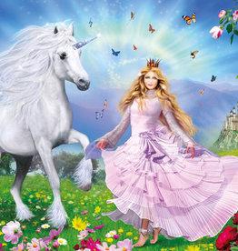 The Unicorn Princess (100pc)