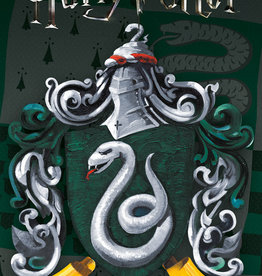 Slytherin House Shield Puzzle (150pc)