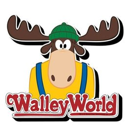 Walley World Funky Chunky Magnet