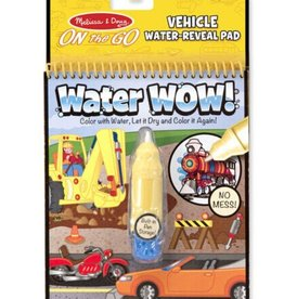 Melissa & Doug Water Wow (Vehicle) Water-Reveal Pad
