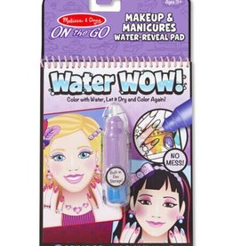 Melissa & Doug Water Wow (Makeup & Manicures) Water-Reveal Pad