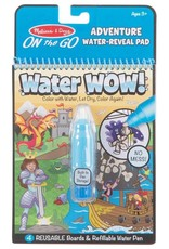 Melissa & Doug Water Wow (Adventure) Water-Reveal Pad
