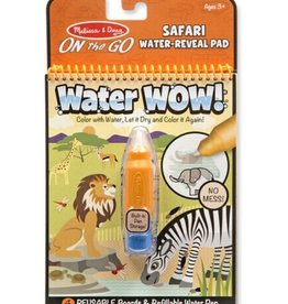 Melissa & Doug Water Wow (Safari) Water-Reveal Pad