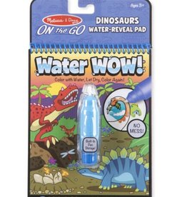 Melissa & Doug Water Wow (Dinosaurs) Water-Reveal Pad