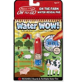 Melissa & Doug Water Wow (On the Farm) Water-Reveal Pad