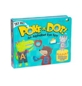 Melissa & Doug Poke-A-Dot! - An Alphabet Eye Spy