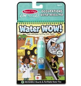 Melissa & Doug Water Wow (Occupations) Water-Reveal Pad
