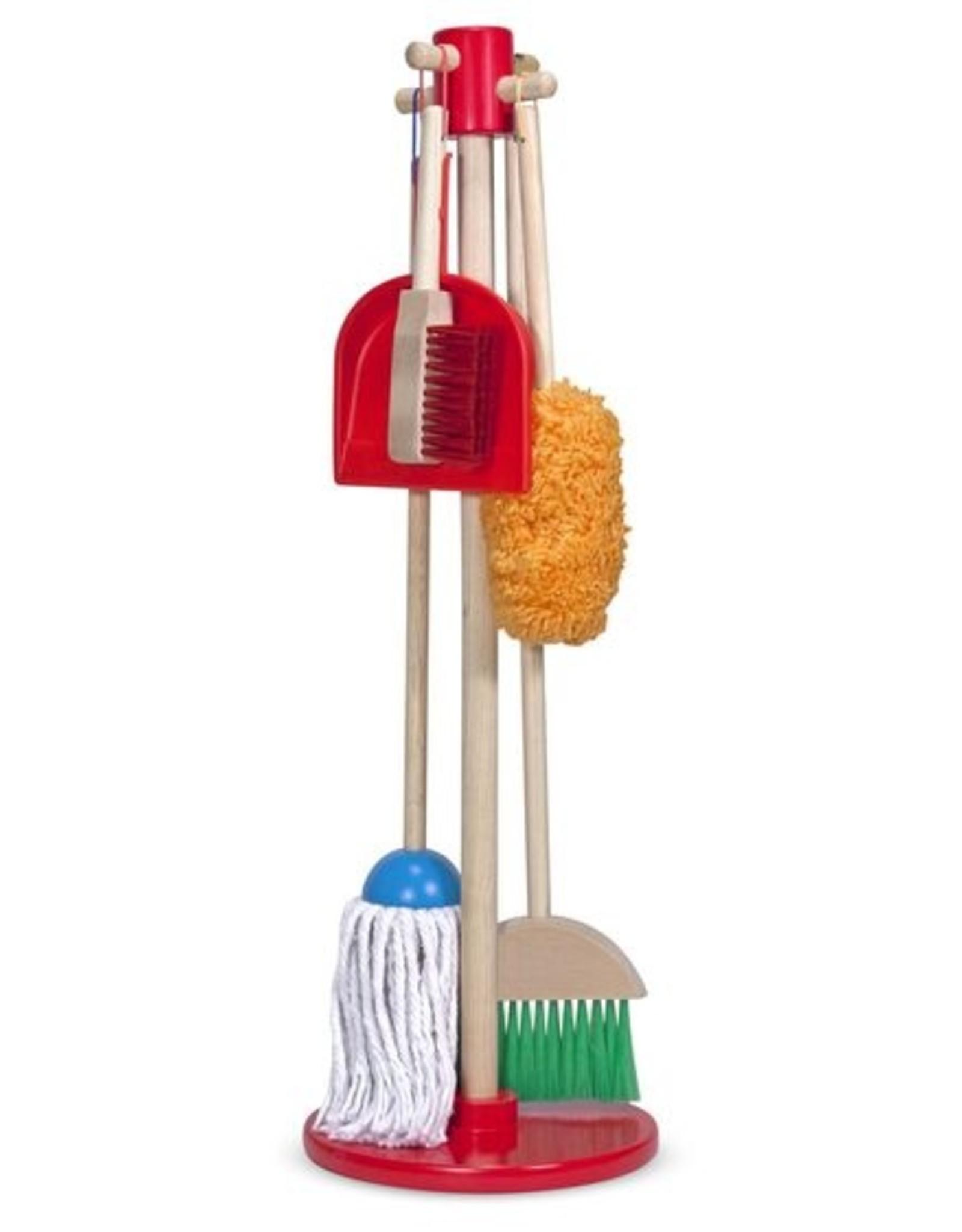 Dust Sweep Mop Play Set Family Fun Hobbies