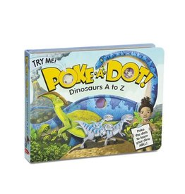 Melissa & Doug Poke-A-Dot! (Dinosaurs A to Z)