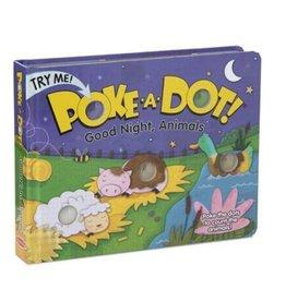 Melissa & Doug Poke-A-Dot! - Good Night, Animals