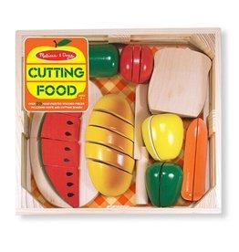 Melissa & Doug Cutting Food Play Set