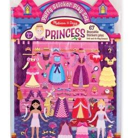 Melissa & Doug Puffy Sticker Play Set (Princess)