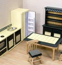 Melissa & Doug Doll House (Kitchen Furniture Set)